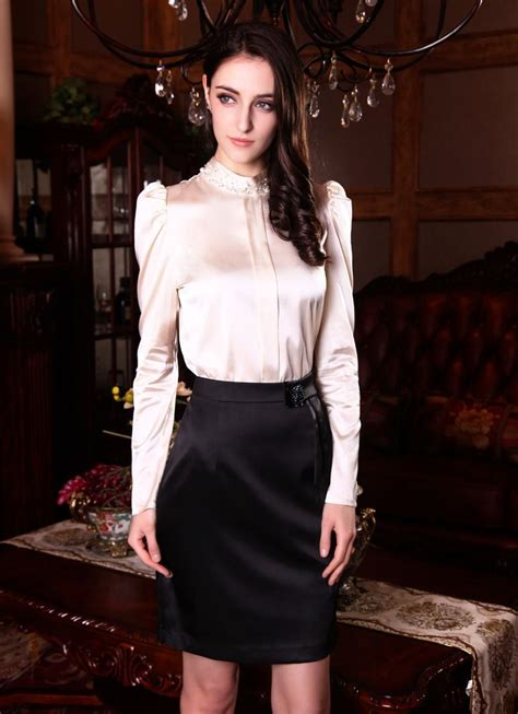 Office Wear Afaf Dress 926 best collars and fashion 5 images on satin
