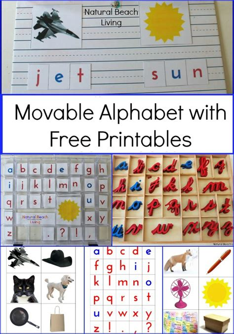 free printable montessori materials for toddlers 12 months of montessori learning language arts natural