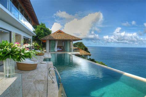 beautiful homes   cliff villa liberty architecture