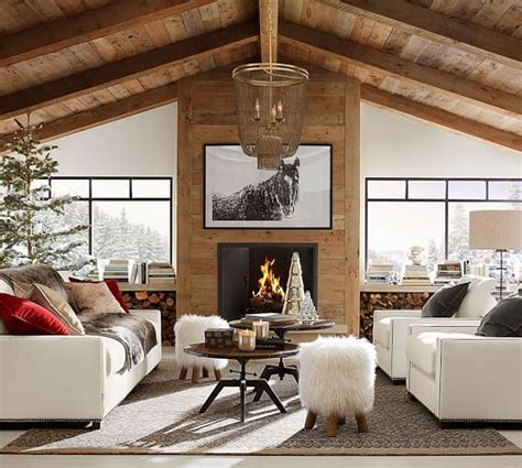 pottery barn family rooms 499 best design trend rustic modern images on pinterest