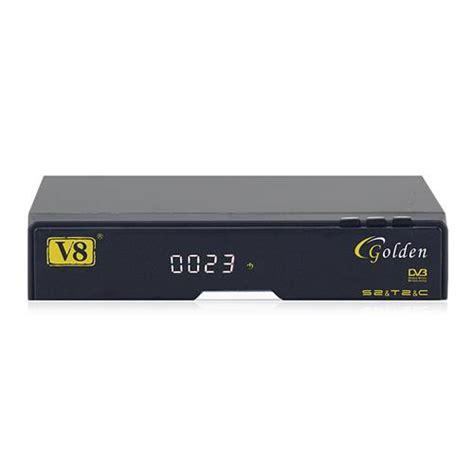 Sale Freesat V8 Golden freesat v8 golden hd dvb s2 t2 satellite receiver