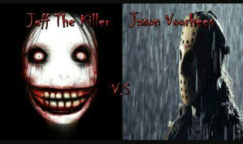 jason killer jason vs jeff the killer terror amino
