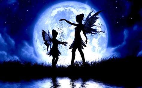 in the moonlight which is fairies pictures images graphics and comments