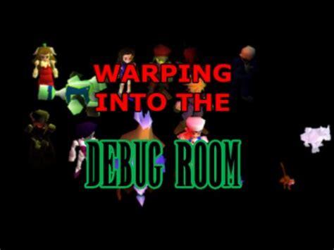 3 debug room ff7 debug room warping glitch pc only
