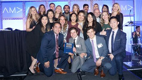 American Mba Conference by Bcit Marketing Association Wins Big At The American