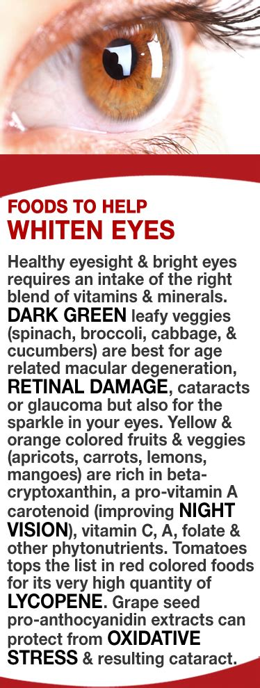 Vitamin Eye Bright healthy eyesight bright requires an intake of the
