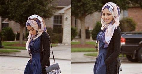 Danskin Tunik Muslim Black Print stylexplora style jumpsuits pallazos the 90 s
