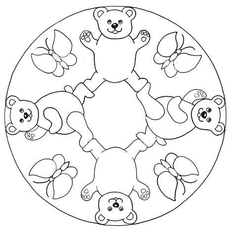 imagenes educativas para imprimir y colorear mandalas infantiles para colorear e imprimir dibujos