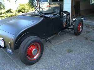 27 Ford Roadster Sell New 27 Ford Roadster In Coupeville Washington