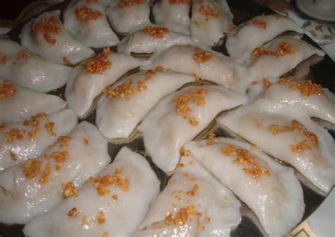 cara membuat siomay pontianak resep kue choi pan khas pontianak resep dan masakan