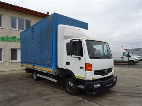 curtain side van for sale nissan atleon manual gearbox curtain side van from