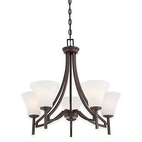Minka Lavery Lighting Fixtures Minka Lavery 174 Middlebrook Light Fixture Collection In Vintage Bronze Bed Bath Beyond