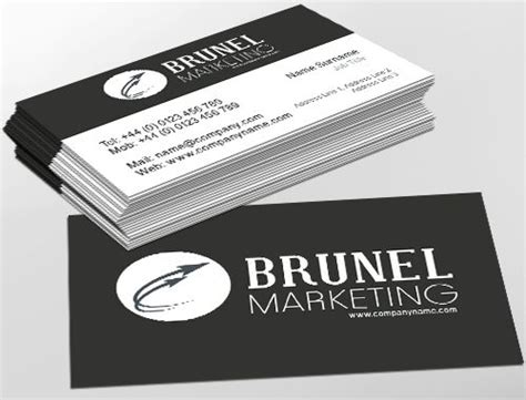 contemporary business card templates 17 best images about business card designs on