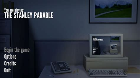 Can You Buy An Apartment the stanley parable review isn t a review at all digital