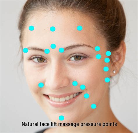 fatimasnaturalfacelift com acupressure points for face sculpting massage at points