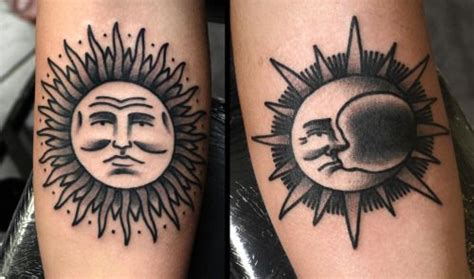 bad intentions tattoo you are the moon that makes me shine daylight bright