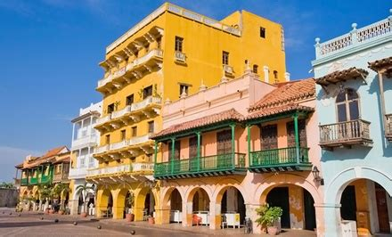 tour of colombia with airfare in dallastown pa groupon getaways