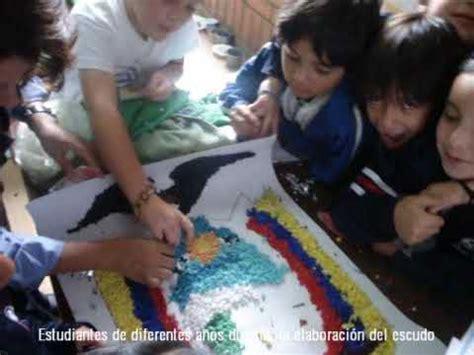 como hacer un escudo material resiclave concurso de elaboraci 243 n del escudo nacional del ecuador