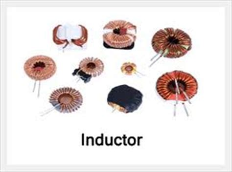 inductor uses difference between capacitor and inductor capacitor vs inductor