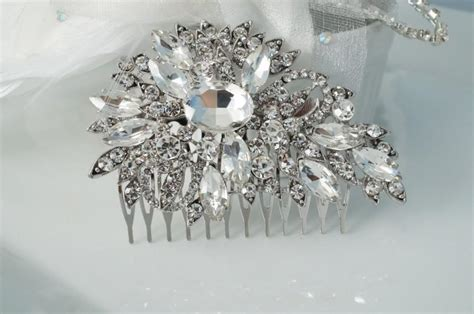 Wedding Hair Accessories Sale by Sale Wedding Hair Comb Bridal Hair Comb Bridal