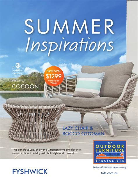 outdoor furniture catalogue the outdoor furniture specialists catalogue peenmedia