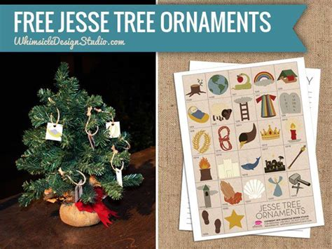 printable jesse tree ornaments free free printable jesse tree ornaments christmas advent
