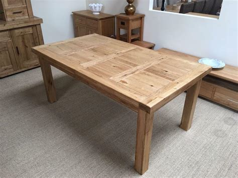 solid oak extendible dining room table  high backed faux