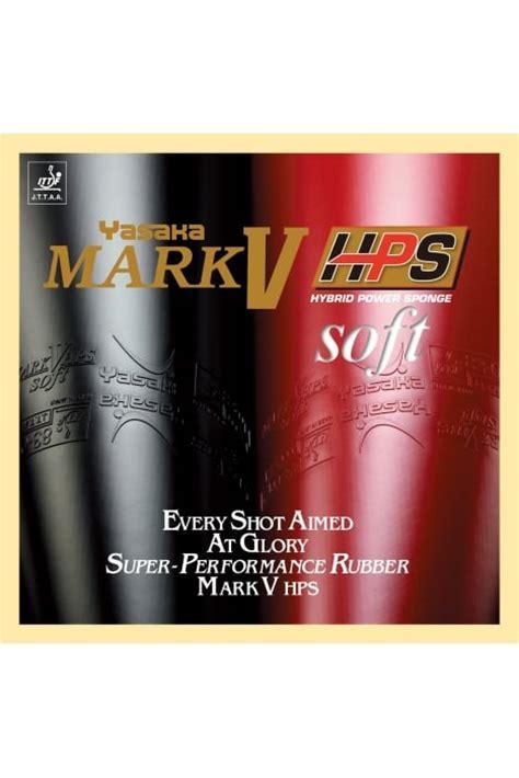 Yasaka V Hps yasaka v hps soft table tennis rubber rubbers from tees sport uk
