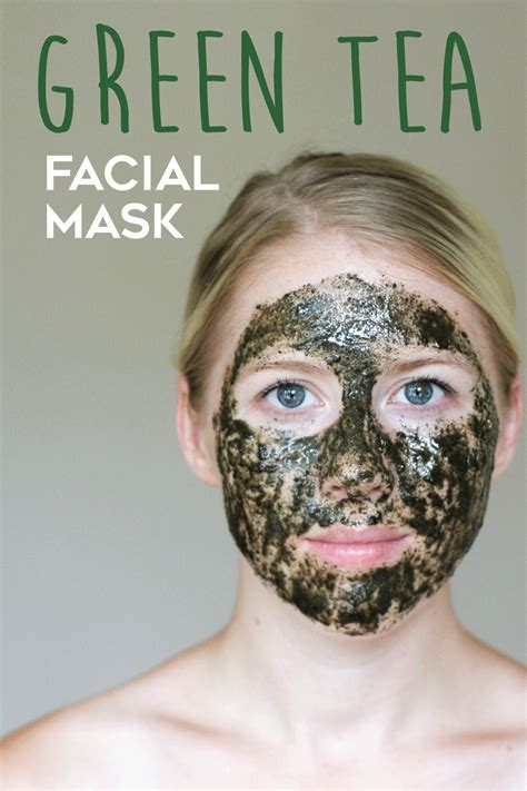 Masker Green Tea 25 diy masks a magical spell on your skin