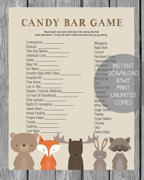 Bar Ideas For Baby Shower by Printable Baby Shower Bar Cutestbabyshowers