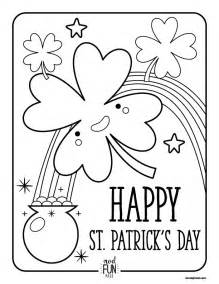nod free printable coloring pages st s day honest to nod