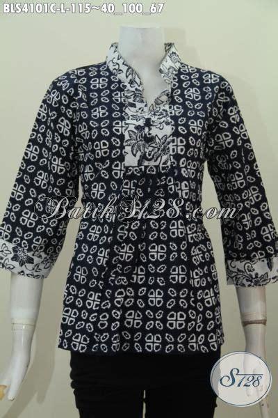 Celana Hitam Buat Kerja baju blus batik warna hitam motif unik nan trendy pakaian