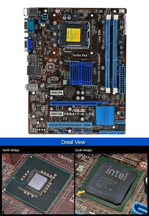 New Mainboard G41 Ddr3 Socket 775 T3010 2 brand new asus p5g41t m lx3 motherboard with intel g41 ich7 chipset socket 775 intel 2