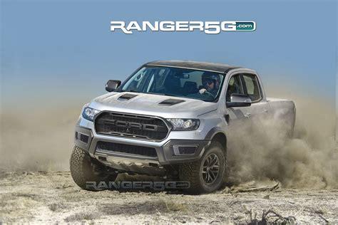 2019 Ford Ranger Raptor by 2019 Ford Ranger Raptor Rendered Based On Teaser