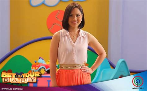 judy ann santos to host abs cbns new reality show for couples judy ann santos confirms bet on your baby to return for