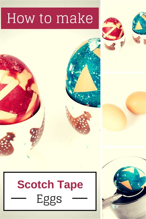 how to decorate eggs easter egg decorating ideas coloured eggs with scotch