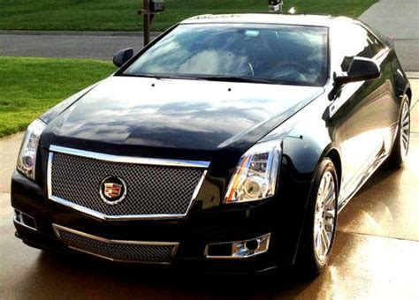 2011 cadillac cts coupe premium for sale sell used 2011 cadillac cts premium coupe 2 door 3 6l in