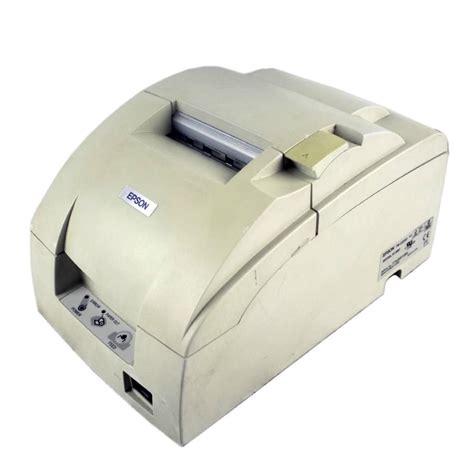 Printer Epson M188d epson m188d kitchen order printer pos serial white w o ac