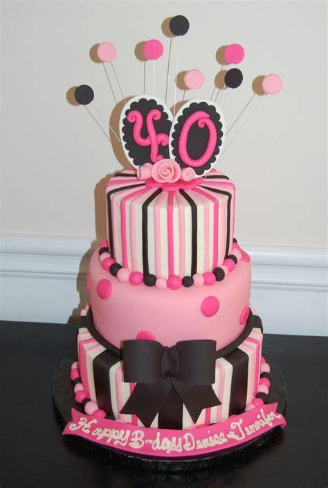 birthday cake pink  black   bday   birthday cake  birthday cakes