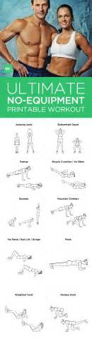 search results for home workout routines for