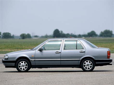 Lancia V6 Lancia Thema V6 834 1988 92