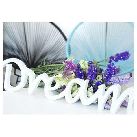 letras home decoracion dream letras decorativas blanco ideas de decoraci 243 n