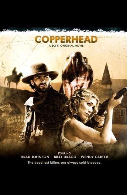 film western un gentleman in vestul salbatic poster copperhead