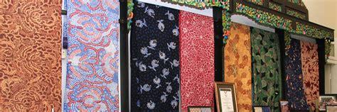 rmh batik jawa rumah batik rumahnya pembuat batik jawa timur