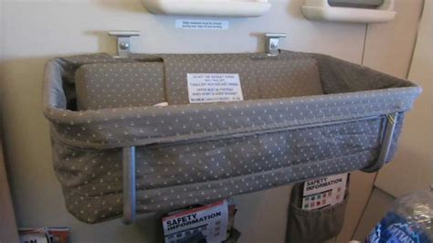 bassinet seat emirates a380 what is an in flight bassinet