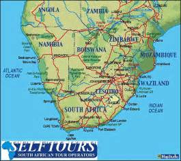 south road maps self tours