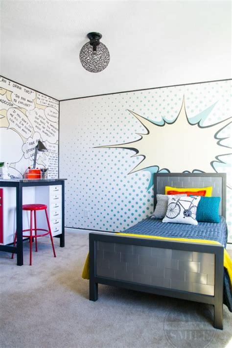 pop art bedroom 15 inspiring room makeovers 2 bees in a pod