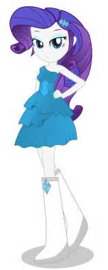 rarity   equestria girl by negasun on deviantart