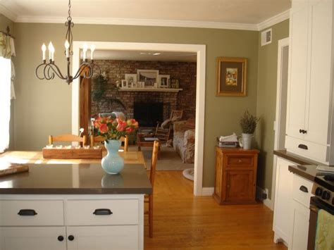 pin by ashley waldron on future home ideas pinterest green wall is benjamin moore dry sage counters are