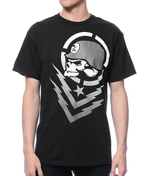 Metal 97 Tshirt metal mulisha boltz black t shirt at zumiez pdp